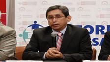 Iquitos: ministro de Salud visita a pacientes con casos de rabia silvestre