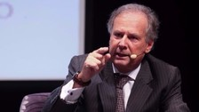 Alfredo Barnechea se muestra optimista tras encuesta de Datum