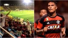 Twitter: Paolo Guerrero alocó a hinchas del Flamengo con gol en el Torneo Carioca (VIDEO)