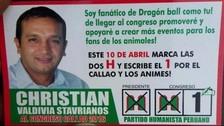 """Por un volante sobre """"Dragon Ball"""", pierde su candidatura al Congreso"""