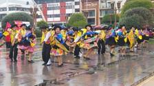 Huancayo celebra el Día Nacional del Huaylarsh en medio de intensa lluvia