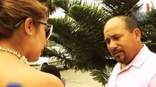 Padre que agredió brutalmente a su hijo fue liberado por la Policía