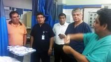 EsSalud envía a Loreto a especialista que salvó a gestante con rabia en Arequipa