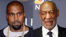 Kanye West defendió a Bill Cosby en las redes sociales