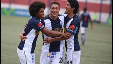 Alianza Lima vs. Deportivo Municipal: resumen de la victoria 'blanquiazul' en 10 fotos