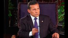 CPI: aprobación de Ollanta Humala baja a 18.9 %