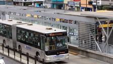 Metropolitano: presentan objetos perdidos en la Estación Central