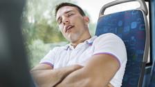 ¿Qué explica que te despiertes antes de pasarte de paradero?