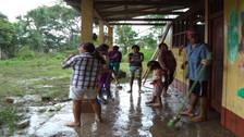 Lluvias afectan comunidades cercanas al río Huallaga