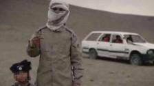 EI difunde video en el que niño detona coche bomba y mata a tres hombres