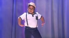 Beyoncé: niño de 7 años imita a la perfección su baile