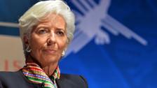 La francesa Christine Lagarde seguirá liderando el FMI