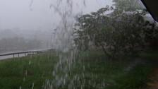 Lluvias afectaron unas 10 viviendas en distrito de Matapalo