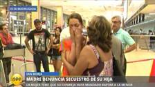 Encuentran a niña secuestrada en San Borja