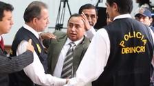 INPE: Gregorio Santos no saldrá de prisión para actividades de campaña