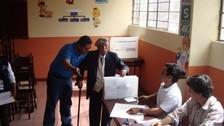 Asignarán nuevos locales de votación a más de 21 mil electores