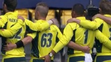 YouTube: el Gonzalo Jara del cricket se hizo presente durante el himno (VIDEO)