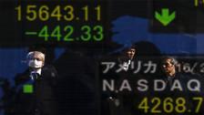 Bolsas caen ante temores de una desaceleración mundial