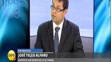Fallo del JNE sobre el caso Guzmán es inapelable, dice experto