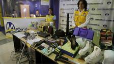 Metropolitano: buscan a los dueños de estos objetos perdidos