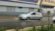 Zonas altas de Arequipa soportan lluvias con tormentas eléctricas