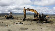 Sandia: realizan interdicción contra minería ilegal en Ancocala