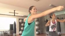 Raffaella Camet comparte sus secretos para estar en forma y lucir una gran figura