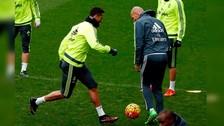 Real Madrid: Cristiano Ronaldo se enfrentó a Zidane y trató de hacerle una 'huacha'