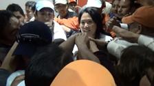 Denuncian agresiones de partidarios de Fuerza Popular a manifestantes