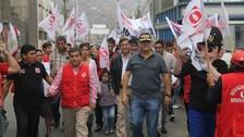 Candidato Daniel Urresti visitó la ciudad de La Oroya