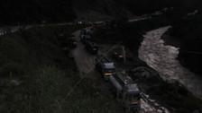 Chanchamayo: restablecen tránsito para vehículos de carga