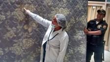 Decomisan colchones sucios de hostales del Centro Histórico