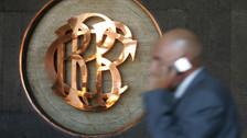 BCR subió su tasa clave de 4% a 4.25% para febrero
