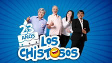 Los Chistosos celebran aniversario en plena campaña electoral