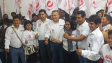 Urresti promete continuar con Qali Warma de llegar al Gobierno