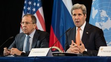 EEUU y Rusia acuerdan tregua en Siria
