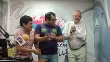 Pedro Pablo Kuczynski tocó la flauta y bailó bachata en La Zona