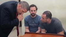 Se suspende audiencia de papá acusado de secuestrar a su hija