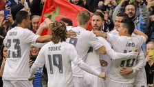 Real Madrid sigue luchando por la Liga BBVA tras ganar 4-2 al Athletic Bilbao