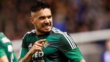 Selección Peruana: Juan Vargas marcó golazo para el Real Betis sobre Deportivo La Coruña