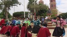 Morrope y Kañaris se unieron en I Encuentro Étnico-Cultural Quechua-Muchik