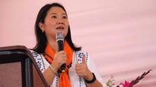Keiko Fujimori justifica reacción de miembros de su equipo en Arequipa