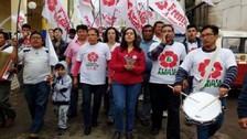 Verónika Mendoza: proyectos de explotación serán definidos por el pueblo