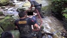 Rescatan a niña que se ahogó en río de Zaña