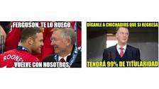 Facebook: Louis van Gaal y sus memes tras derrota del Manchester United en la Premier League