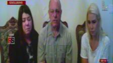 Desde EEUU, familia de padre acusado de rapto lo defiende