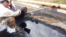 Datem del Marañón: piden emergencia sanitaria por derrame de petróleo