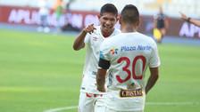 Universitario vs. La Bocana: 'Cremas' golearon 3-0 y escoltan a Alianza Lima