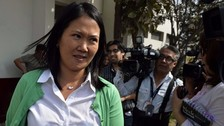 """Keiko Fujimori: """"Quiero ser presidenta del Perú una sola vez"""""""