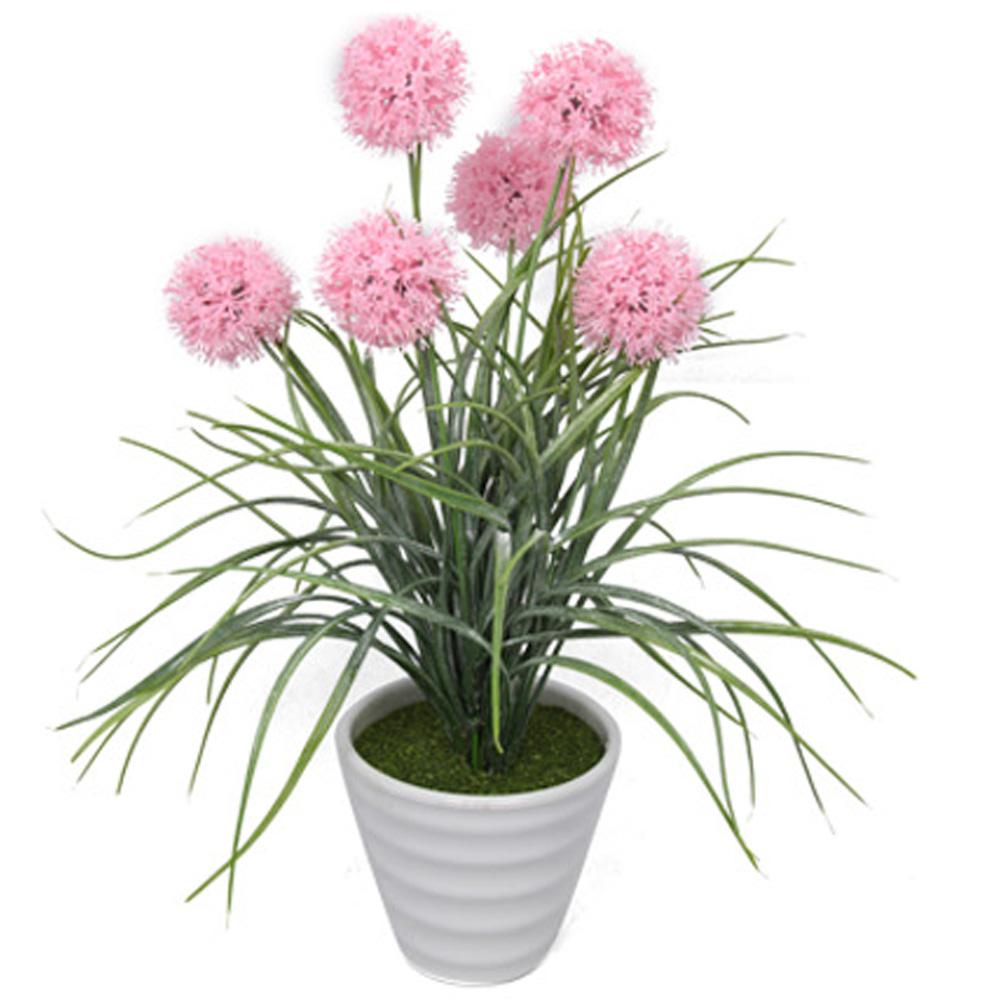36cm Artificial Flower In Pot Decor Desk Home Or Office